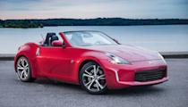 """<p><strong>Nissan: 370Z Roadster, Rogue Hybrid, Versa Note</strong></p> <p>Nissan eliminated a few unnecessary models that won't be produced into 2020. The <a href=""""https://www.autoblog.com/2019/11/05/nissan-370z-50th-anniversary-edition-driving-review/"""" data-ylk=""""slk:370Z coupe"""" class=""""link rapid-noclick-resp"""">370Z coupe</a> carries on unchanged, but <a href=""""https://www.autoblog.com/2019/05/01/nissan-370z-roadster-is-dead-after-2019-model-year/"""" data-ylk=""""slk:the Roadster is gone"""" class=""""link rapid-noclick-resp"""">the Roadster is gone</a>. We'd buy the hardtop anyway, so eliminating the Roadster is fine. Then there's the <a href=""""https://www.autoblog.com/2019/07/24/nissan-rogue-hybrid-discontinued/"""" data-ylk=""""slk:Rogue Hybrid"""" class=""""link rapid-noclick-resp"""">Rogue Hybrid</a>. This one seemed like <a href=""""https://www.autoblog.com/2016/10/24/a-cant-lose-idea-2017-nissan-rogue-hybrid/"""" data-ylk=""""slk:a smart move"""" class=""""link rapid-noclick-resp"""">a smart move</a> when it was launched a few years ago, but cheap gas and relatively meager efficiency gains have left it treading water. The Rogue lineup wasn't too compelling before, and this move doesn't help. Lastly, there's <a href=""""https://www.autoblog.com/2019/04/09/nissan-versa-note-hatchback-cancelled/"""" data-ylk=""""slk:the Versa Note"""" class=""""link rapid-noclick-resp"""">the Versa Note</a>. Nissan launched a <a href=""""https://www.autoblog.com/2019/08/05/2020-nissan-versa-first-drive-review/"""" data-ylk=""""slk:new Versa sedan"""" class=""""link rapid-noclick-resp"""">new Versa sedan</a> this year, and it didn't find it necessary to bring the hatchback body style along in the new generation. We were mildly surprised at how nice the Versa sedan is to drive compared to the previous car, so we'll forgive the Versa Note for heading to the exits.</p>"""
