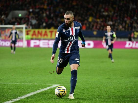 Arsenal are interested in signing Layvin Kurzawa (Getty)
