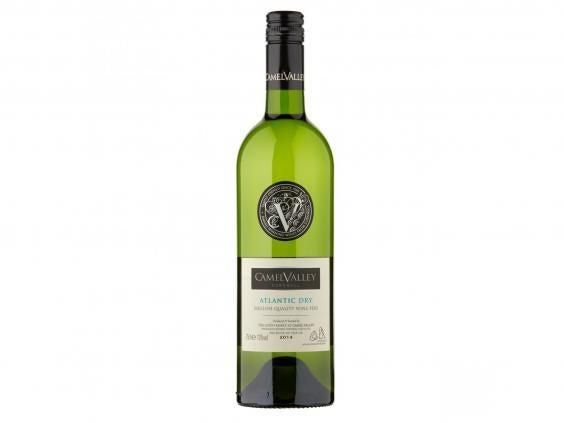 If you like citrus flavours, you'll love this white wine from the Cornish vineyard (Camel Valley)