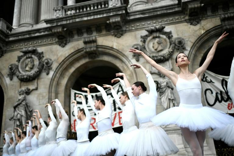 The Paris Opera suffered ticketing losses worth millions during weeks of strike action against the government's pension reforms