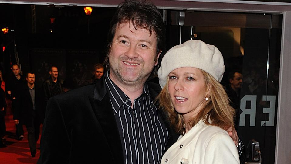 Kate Garraway and her husband Derek Draper