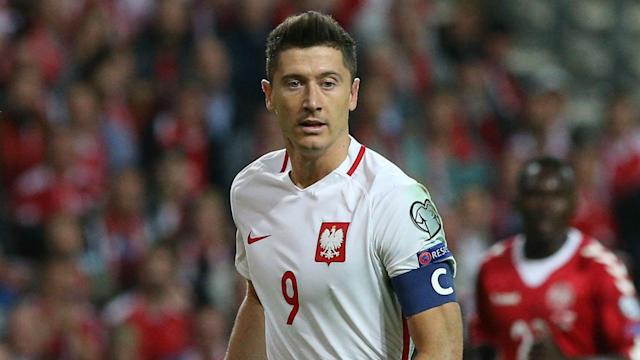 Poland begin their World Cup campaign against Senegal on Tuesday and will be looking towards a prolific frontman for inspiration in Russia