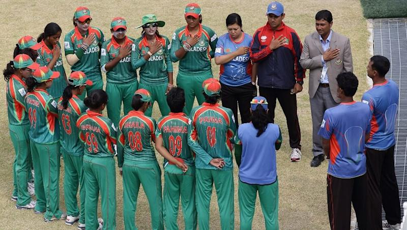 Live Cricket Streaming of ICC World Twenty20 Women's Qualifier 2019 Online: Watch Live Score of Bangladesh vs Papua New Guinea T20I Matches on YouTube