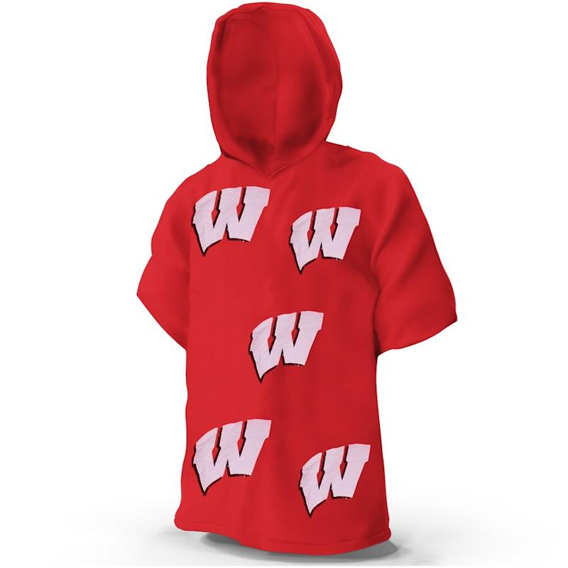 Wisconsin Badgers Stadium Poncho