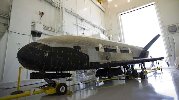 The US Air Force's X-37B has been used to test a wide range of technologies in space