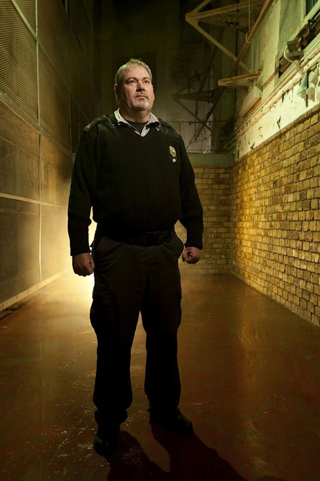 "Sergeant Nicky Jordan in ""The Squad: Prison Police."""