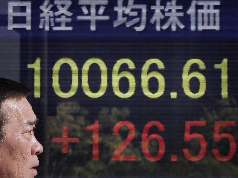 Japan stocks rally as yen continues to weaken