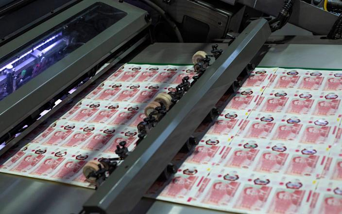 Britain's new £50 notes printed by De La Rue will feature computer scientist Alan Turing - Bank of England