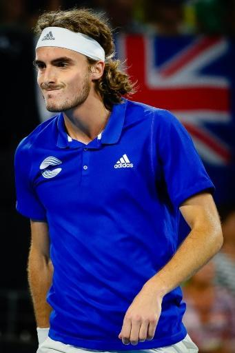 Stefanos Tsitsipas is targeting his first Major title