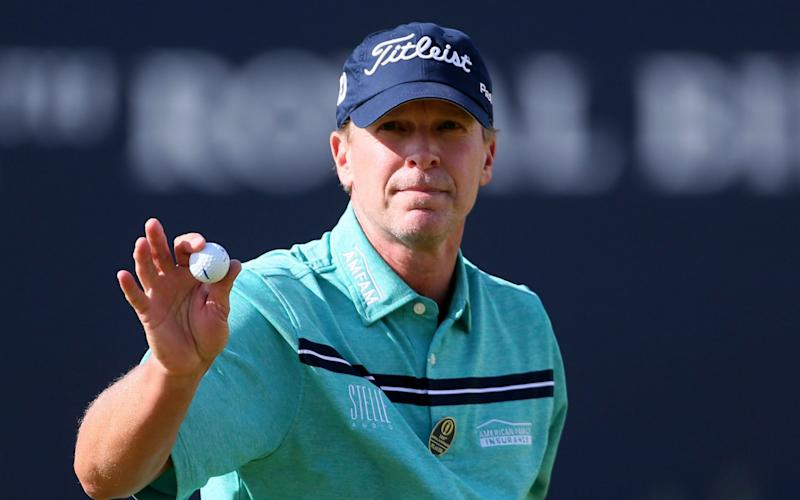 Steve Stricker will captain the United States in the 2020 Ryder Cup - PA