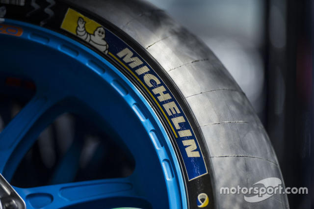 """Pneumatici Michelin <span class=""""copyright"""">Gold and Goose / Motorsport Images</span>"""