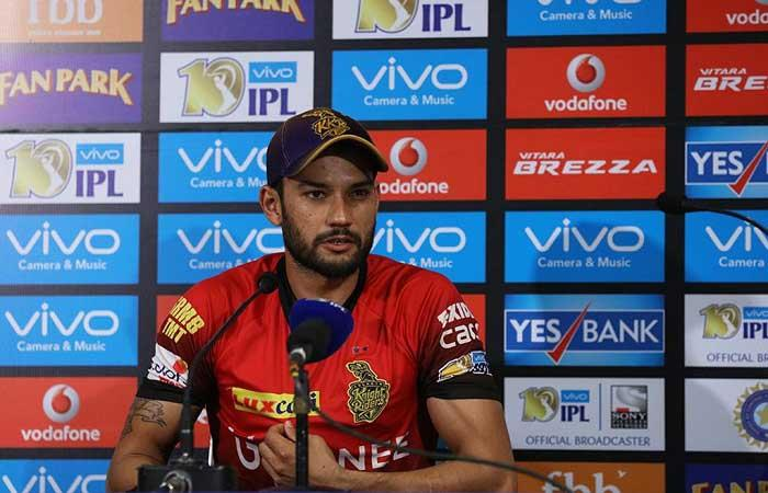 We are looking to win as many games as we can, says KKR's Sheldon Jackson