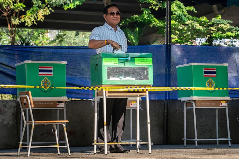Thailand Holds Its First General Election Since 2014 Coup