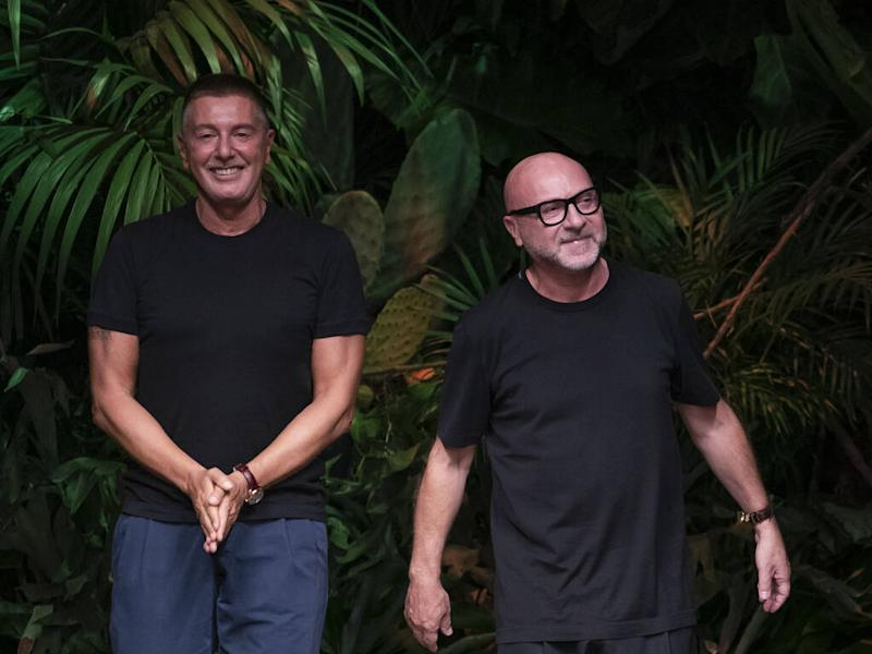 Dolce & Gabbana designers have no plans to sell brand