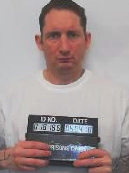 Gregory Leingang is already serving a state prison sentence on unrelated charges. (North Dakota State Penitentiary)