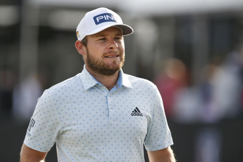 Tyrrell Hatton parties as promised: 'Cuddling the toilet' after API victory