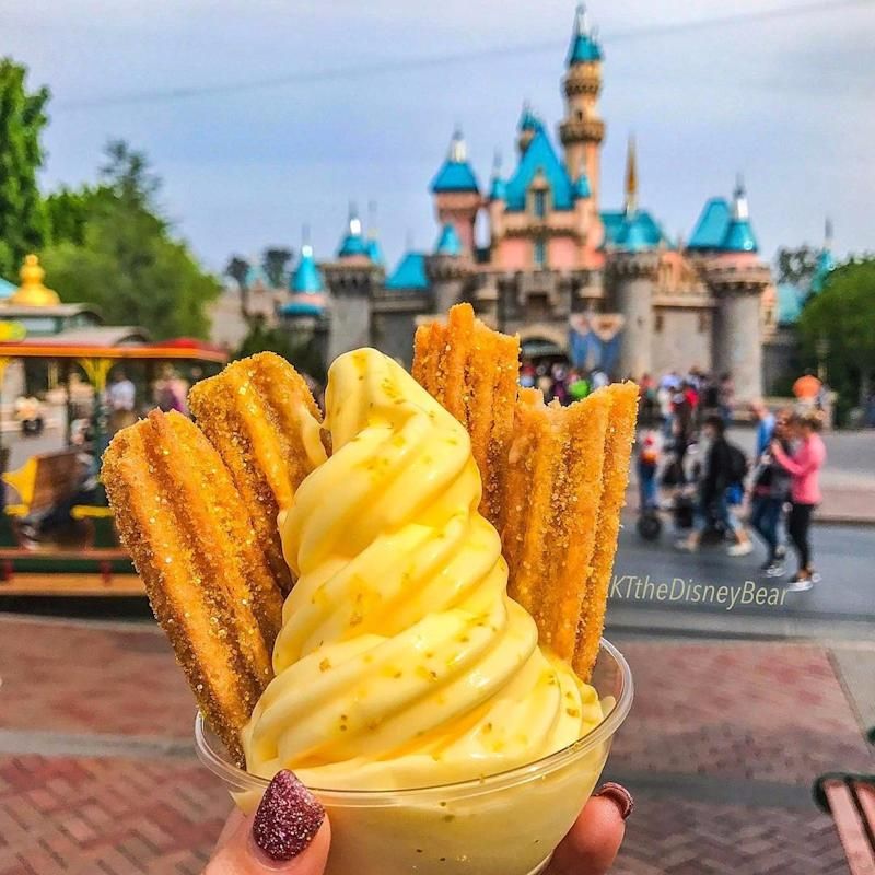 Disney Hack! Make Churros Even Better by Combining Them With 1 Other Treat