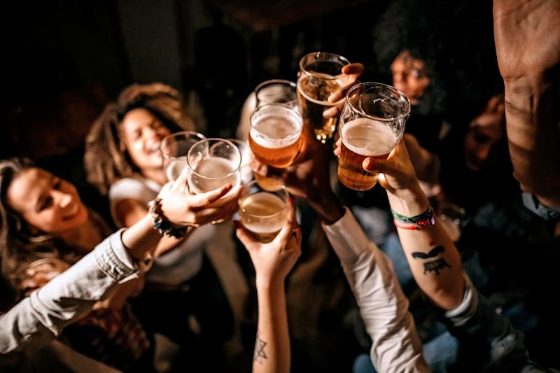 Customers miss going to the pub for a drink. Credit: Getty