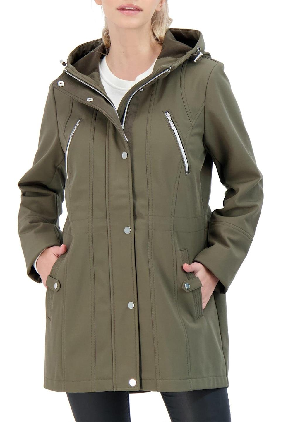 <p>This <span>Sebby Softshell Anorak</span> ($37, originally $120) is such a good deal!</p>