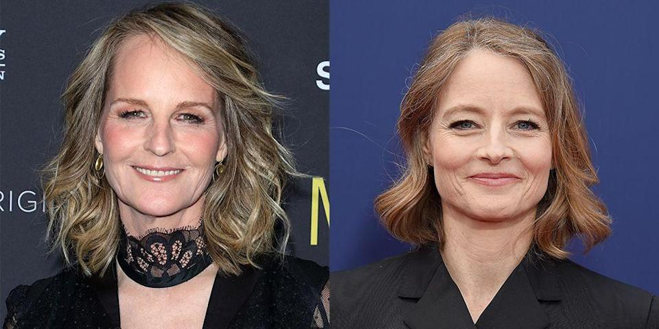 <p>Not only do Helen Hunt and Jodie Foster look like twins, but both actresses have taken home the Academy Award for Best Actress. Based on their looks, you'd <em>think </em>talent runs in the family. </p>