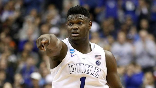 Zion Williamson knows where he is set to end up and the Los Angeles Lakers have a new coach.