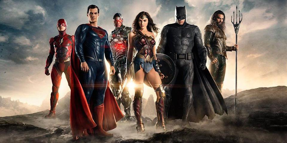 <p>If you haven't caught up on <em>Justice League </em>yet, you're missing out. For those of us who did and want to gather our own gang for Halloween, these costumes are perfect for any group of superheroes.</p>