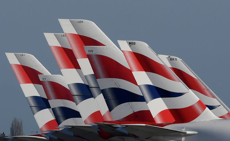 British Airways considers slashing about 800 pilot jobs: Sky News reporter