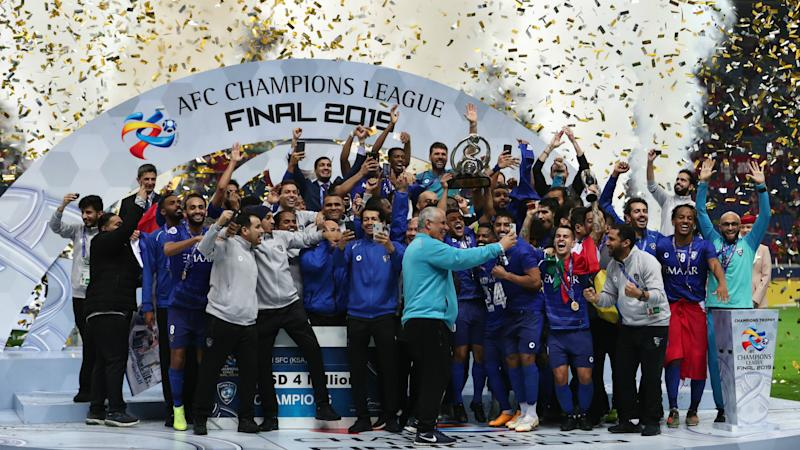 Al Hilal AFC Champions League Winners 11242019