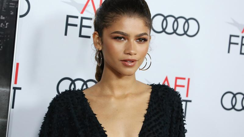 Zendaya's Sleek All-Black Ensemble Is *Anything* But Boring