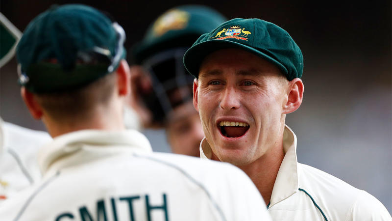 Marnus Labuschagne is expected to gain a huge pay rise. (Getty Images)