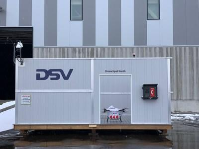 Drone Delivery Canada Announces DSV Project Now Commercially Operational (CNW Group/Drone Delivery Canada)