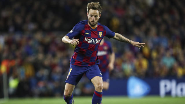 Barcelona midfielder Ivan Rakitic wants to stay at Camp Nou, as long as he is playing.