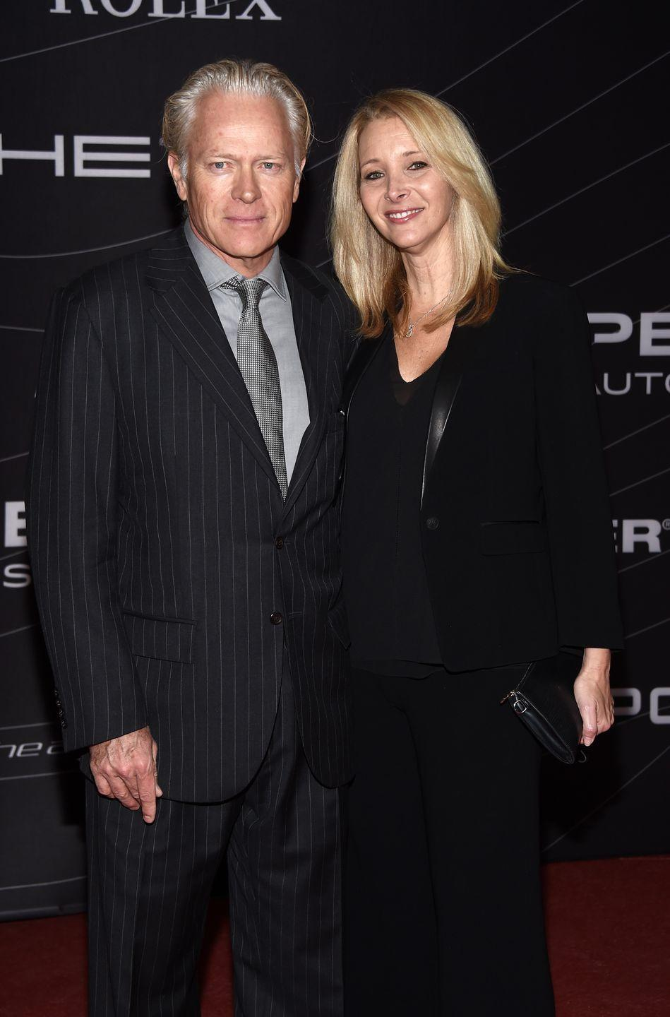 <p>Lisa Kudrow married Michel Stern, a French advertising executive, in 1995. The two welcomed son, Julian, three years later.</p>