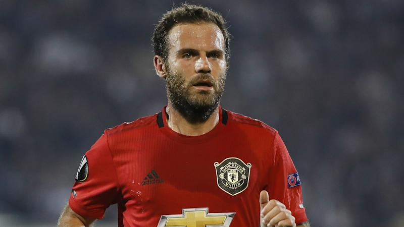 Mata admits Man Utd are tired after edging past Copenhagen in Europa League