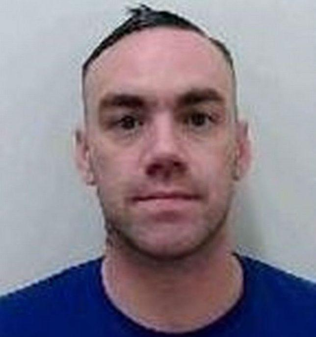 Escaped rapist Daniel Thompson is on the run