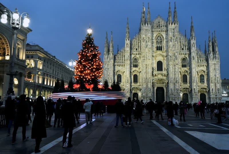 Outbreak of the coronavirus disease (COVID-19) in Milan