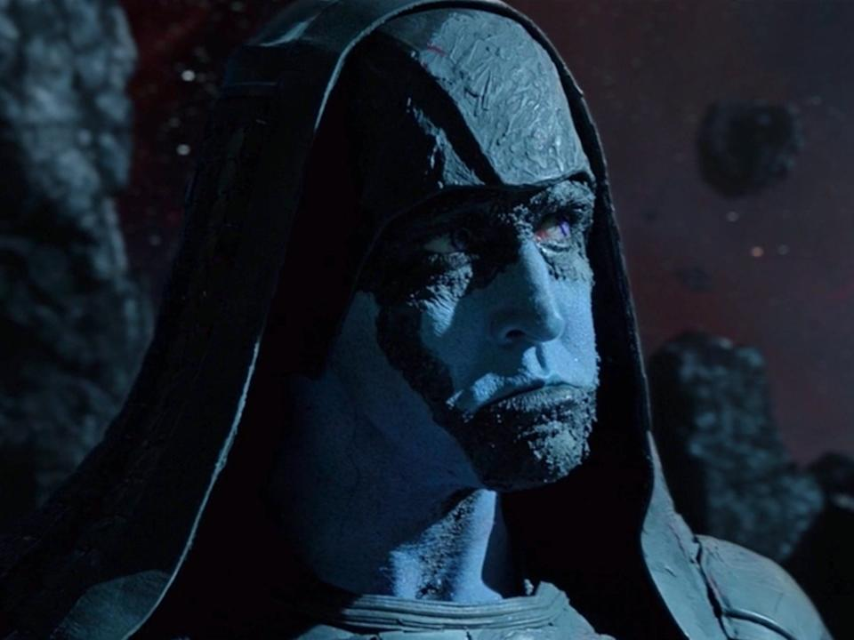 """Lee Pace in """"Guardians of the Galaxy."""""""