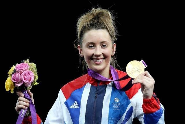 Jade Jones' gold medal at 2012 inspired Williams to switch to taekwondo from kickboxing