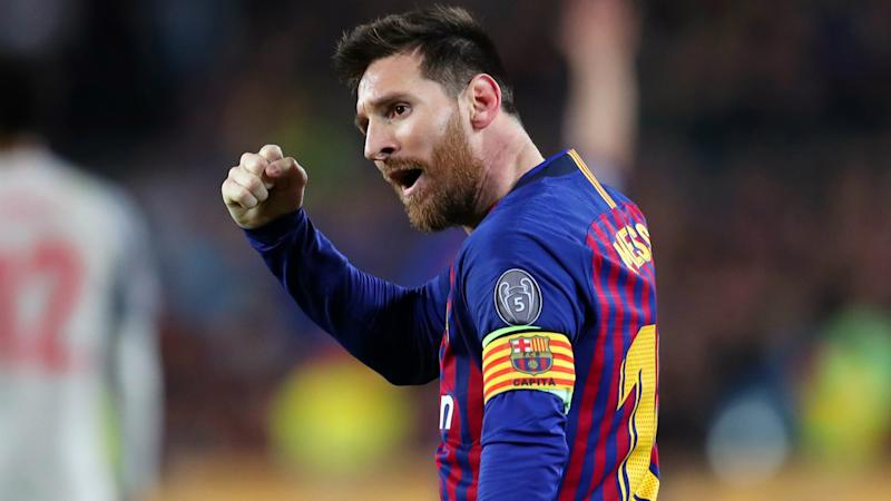 Messi 'always' got Ballon d'Or vote from Bayern boss Kovac
