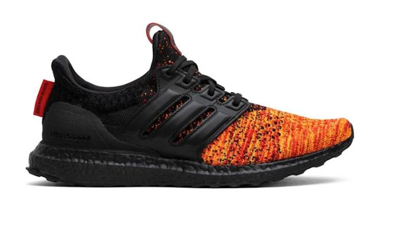 a08909ac Game of Thrones x UltraBoost 4.0 'House Targaryen Dragons' — GOAT