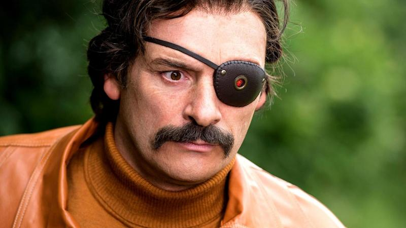 'The Mighty Boosh's' Barratt is moving to the big screen in 'Mindhorn'