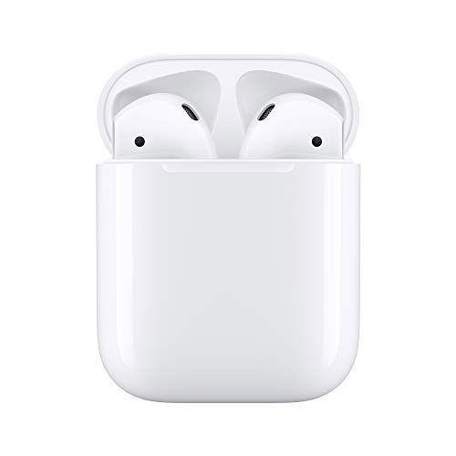 "<p><strong>Apple</strong></p><p>amazon.com</p><p><strong>$128.98</strong></p><p><a href=""https://www.amazon.com/dp/B07PXGQC1Q?tag=syn-yahoo-20&ascsubtag=%5Bartid%7C10050.g.32094034%5Bsrc%7Cyahoo-us"" rel=""nofollow noopener"" target=""_blank"" data-ylk=""slk:Shop Now"" class=""link rapid-noclick-resp"">Shop Now</a></p><p>When it comes to shopping for your grad, you can't go wrong with a pair of AirPods. She'll love breaking these out for long walks to class, studying in the library, and working out at the gym.</p>"