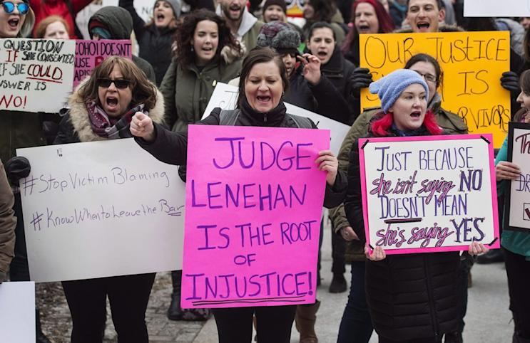 All the actors in the justice system work within a wider society where negative stereotypes about sexual assault survivors still persist, experts say. Photo from CP