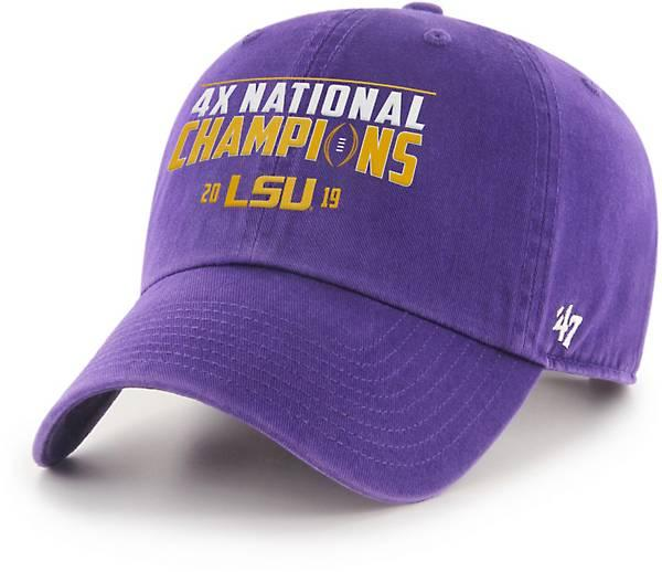 LSU 2019 Multi-National Champions Cap