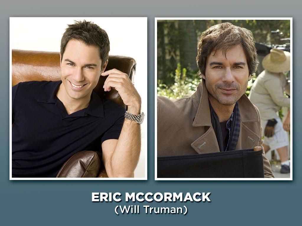 """McCormack shattered stereotypes as Will Truman, an uptight gay lawyer who, shockingly, wasn't all that flamboyant. (He left that to Jack.) Will and Grace's enduring friendship formed the backbone of the series, with McCormack taking home an Emmy in 2001. Post-""""W&G,"""" he co-starred in A&E's 2008 miniseries """"<a href=""""/andromeda-strain/show/37481"""">The Andromeda Strain</a>,"""" and is now set to headline TNT's new crime procedural """"<a href=""""/perception/show/47421"""">Perception</a>,"""" debuting this summer."""