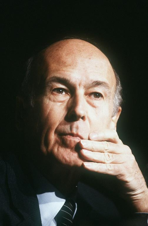 At age 18, Valery Giscard d'Estaing (pictured 1985) joined the French resistance and took part in the World War II liberation of Paris from its Nazi occupiers in 1944