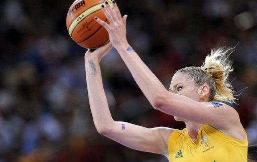 The Australian Opals, captained by WNBA three-time Most Valuable Player Lauren Jackson