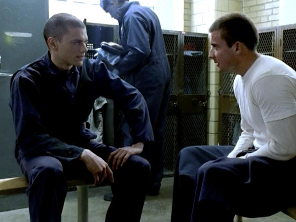 Noughties thriller Prison Break will also air on the streaming serviceFox