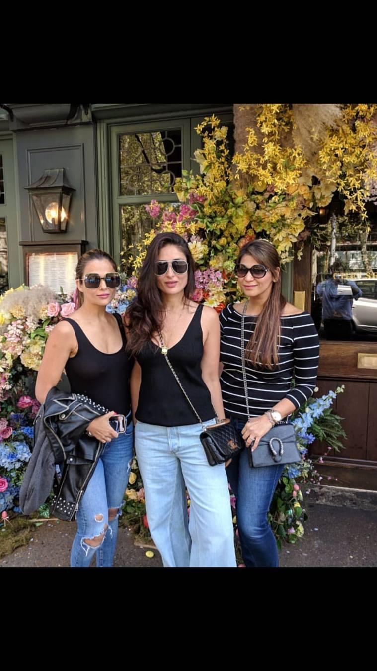 kareena kapoor vacation photos