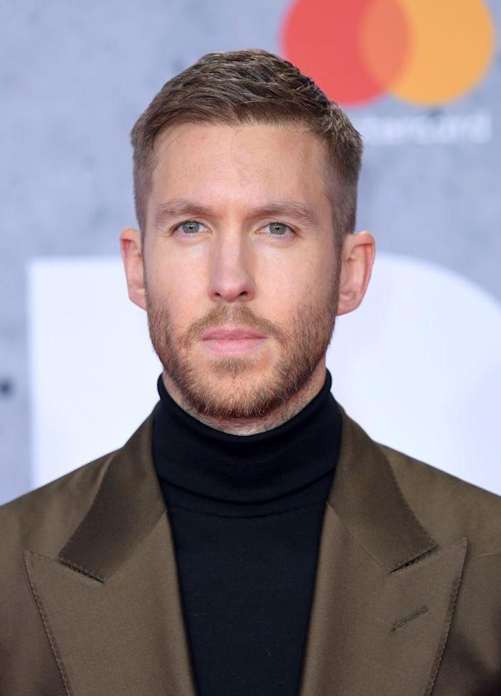 """<p>Adam Richard Wiles has said that """"Calvin Harris"""" sounded more racially ambiguous and would be better given his more soul-like genre. It's not a great answer, but there it is.</p>"""